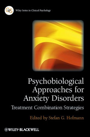 cover_Psychobiological Approaches for Anxiety Disorders