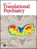 cover Translational Psychiatry
